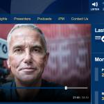 BBC radio screenshot